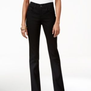 Style & Co. 16 Long Tummy-Control Curvy Jeans